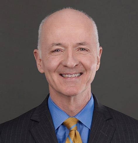 John Sullivan, chairman of DLA Piper's real estate practice
