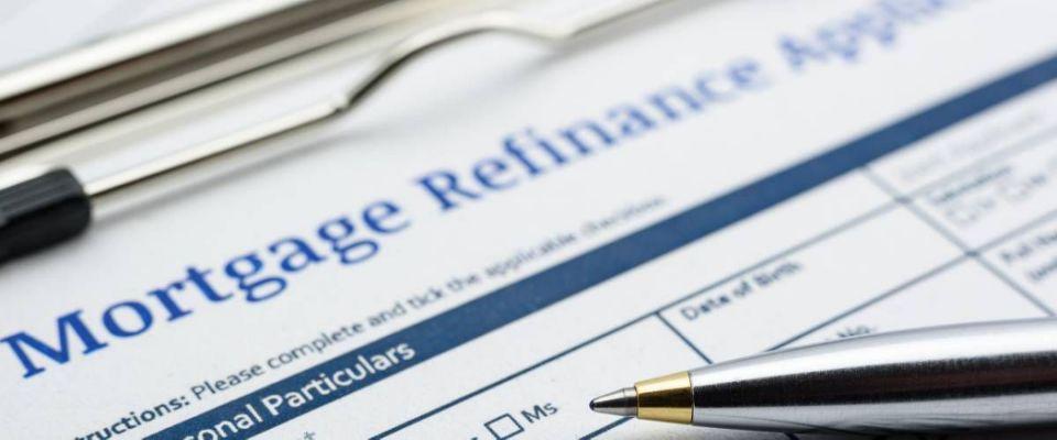 Refi mortgage
