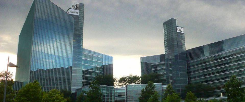 Gannett/USA Today buildings
