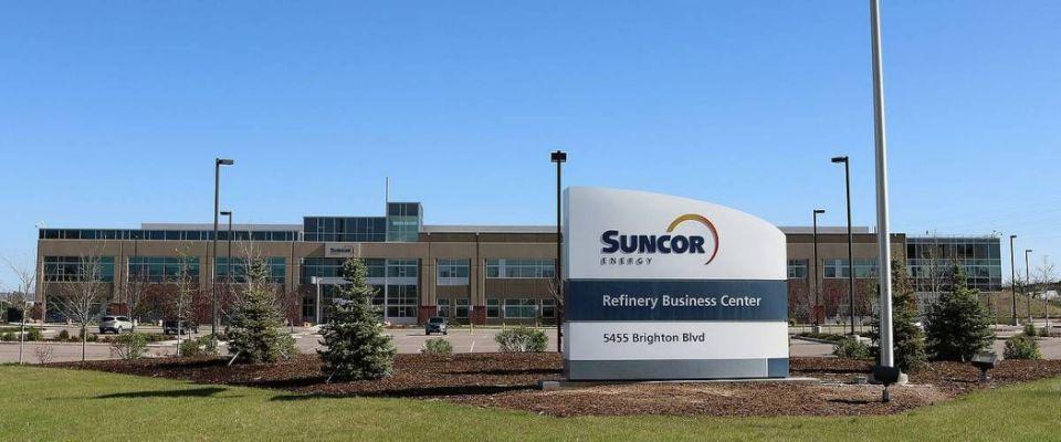 Suncor Energy refinery business center