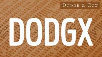 Composite image representing Dodge & Cox's DODGX fund