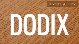 Composite image representing Dodge & Cox's DODIX fund