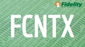 Composite image representing Fidelity's FCNTX fund