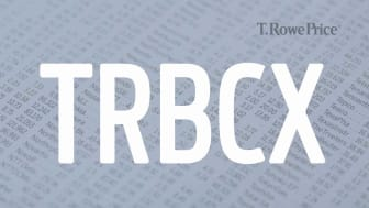 Composite image representing T. Rowe Price's TRBCX fund